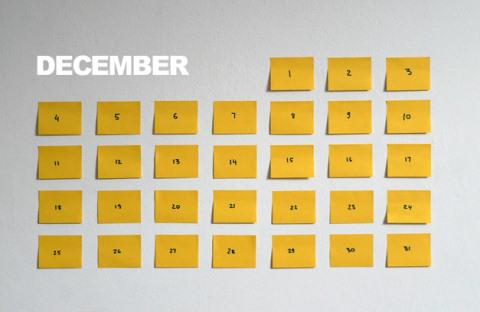 post-it-calendar