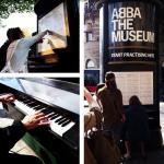 Билборд реклама пиано