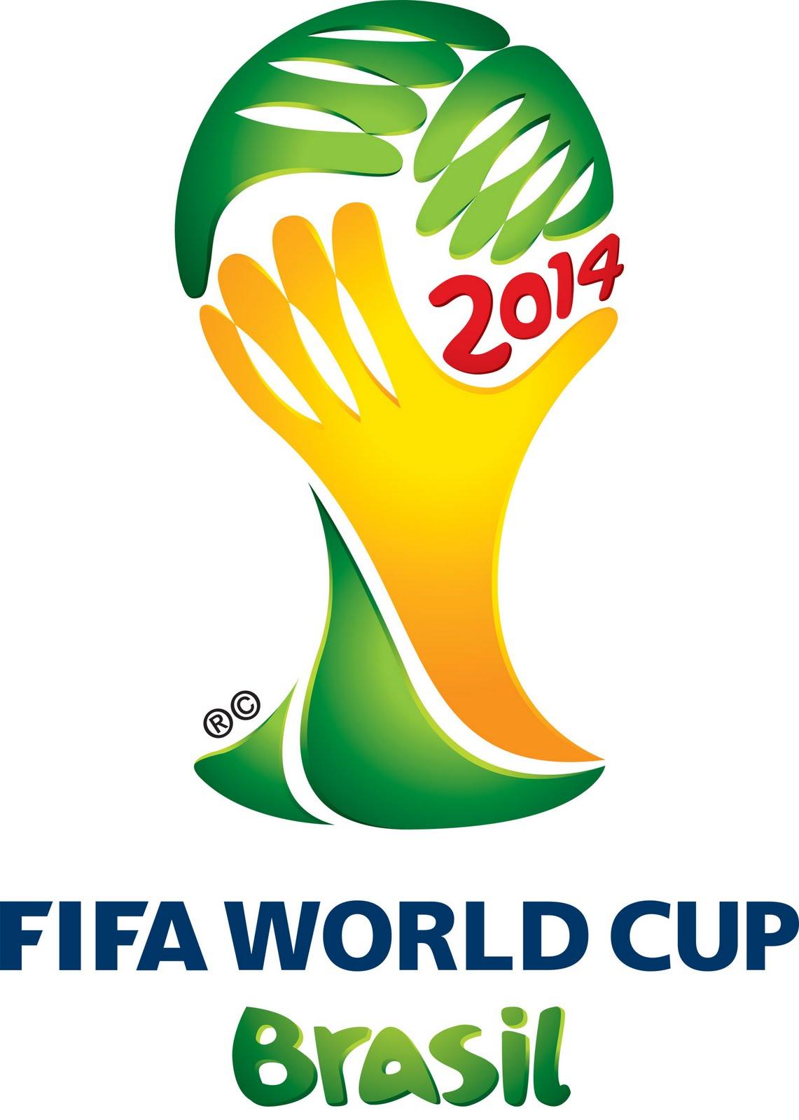 Лого на световното първенство по футбол Бразилия 2014
