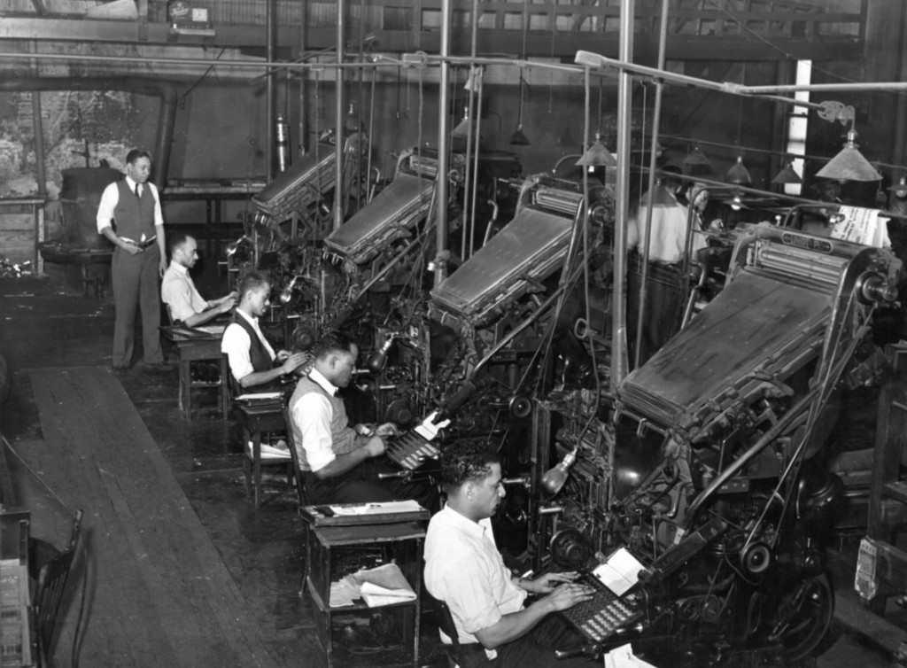 linotype-operators