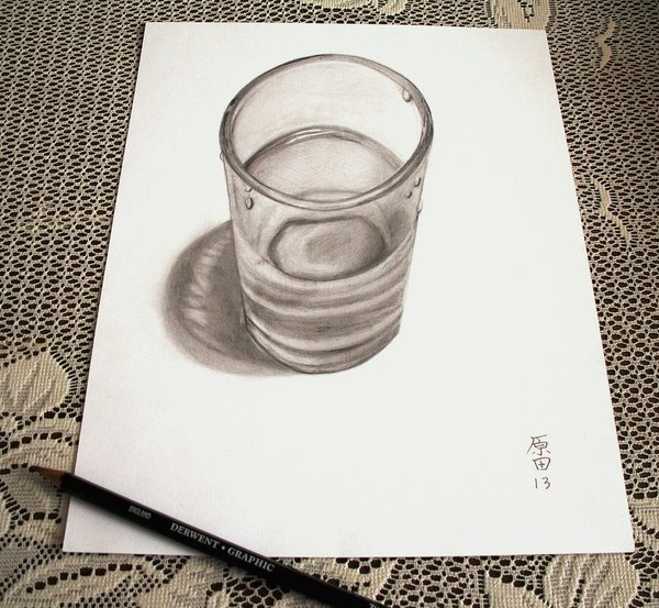 Carmenharada-3D-pencil-drawing
