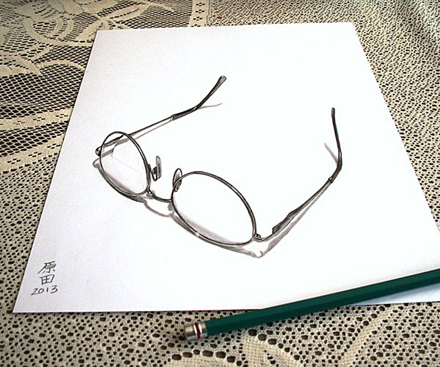 Carmenharada-3D-pencil-drawing2