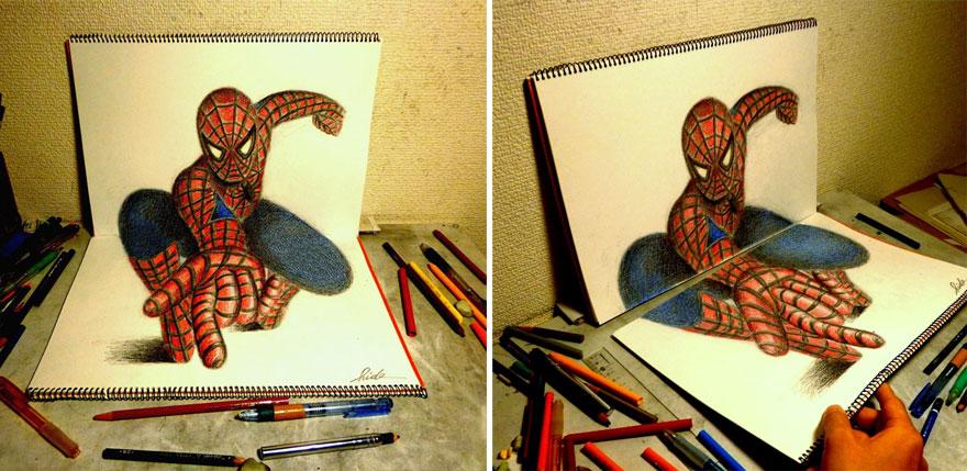 Nagai-Hideyuki-3D-pencil-drawing2