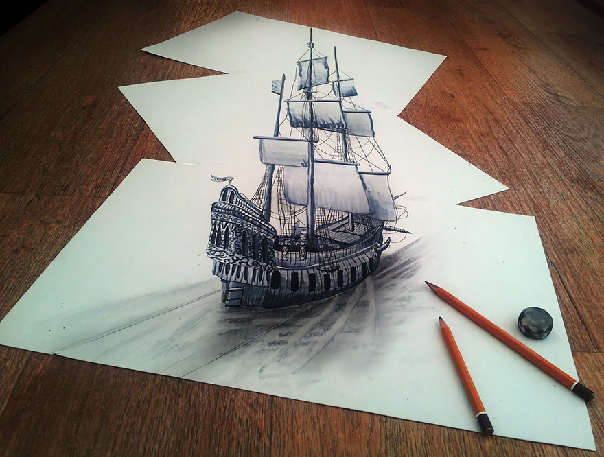 Ramon-bruin-3D-pencil-drawing2