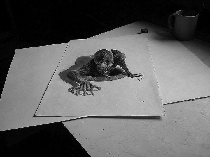 Saulius-Art-3D-pencil-drawing