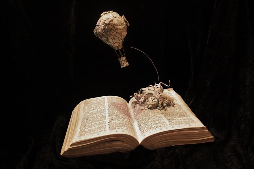 paper-book-sculpture-art-jodi-harvey-brown-hot-air-balloon