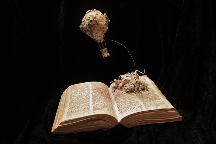paper-book-sculpture-art-jodi-harvey-brown-hot-air-balloon