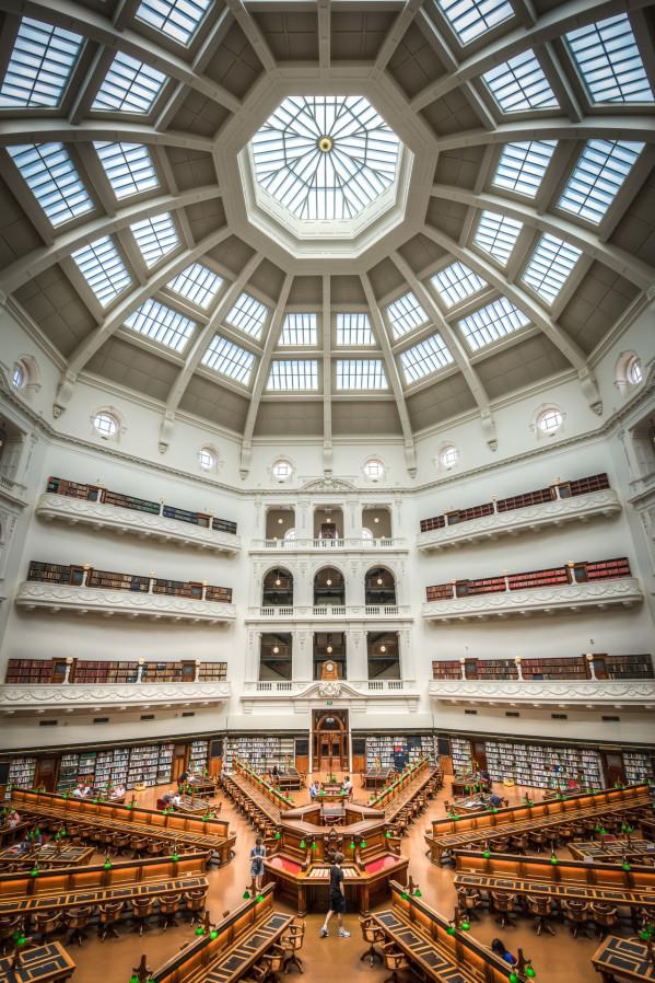 victoria-state-library-australia