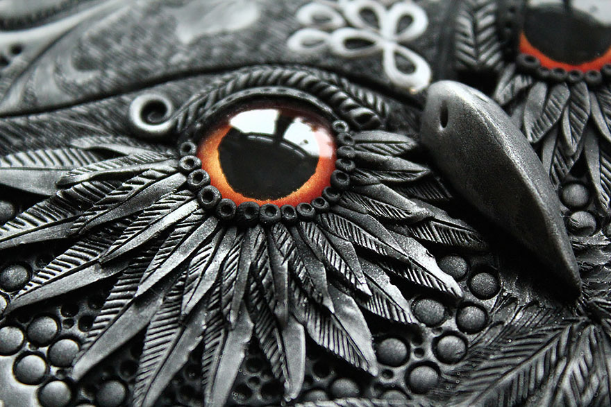 owl3-polymer-clay-book-covers-my-aniko-kolesnikova